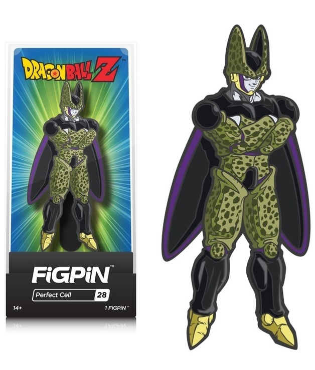 Dragon Ball Z: Perfect Cell (#28) - FIGPiN