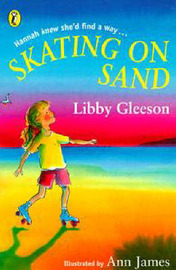 Hannah: Skating on Sand by Libby Gleeson image
