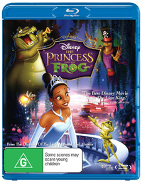 The Princess and the Frog on Blu-ray image