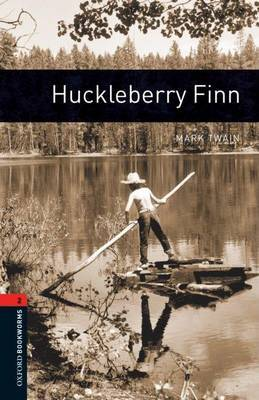 Oxford Bookworms Library: Level 2:: Huckleberry Finn by Mark Twain ) image