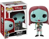 Nightmare Before Christmas Sally with Rose Pop! Vinyl Figure