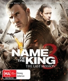 In the Name of the King 3: The Last Mission on Blu-ray