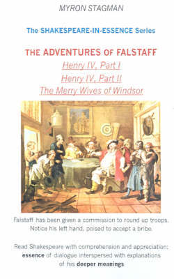 The Adventures of Falstaff by Myron Stagman