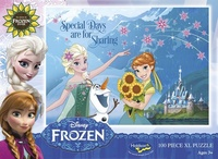 Holdson 100pce Puzzles - Frozen Fever - Special Days
