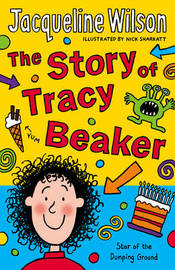 The Story of Tracy Beaker by Jacqueline Wilson image