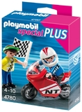 Playmobil: Special Plus - Boys with Racing Bike (4780)