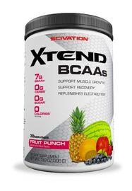Scivation X-Tend BCAAs - Fruit Punch (384g/30 Serves)