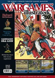 Wargames Illustrated Issue 357 image