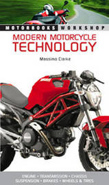 Modern Motorcycle Technology by Massimo Clarke image
