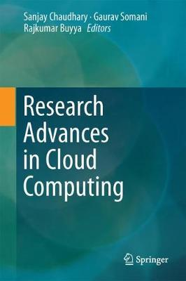 Research Advances in Cloud Computing image