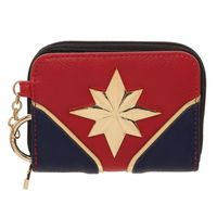Marvel: Captain Marvel - Mini Bifold Wallet
