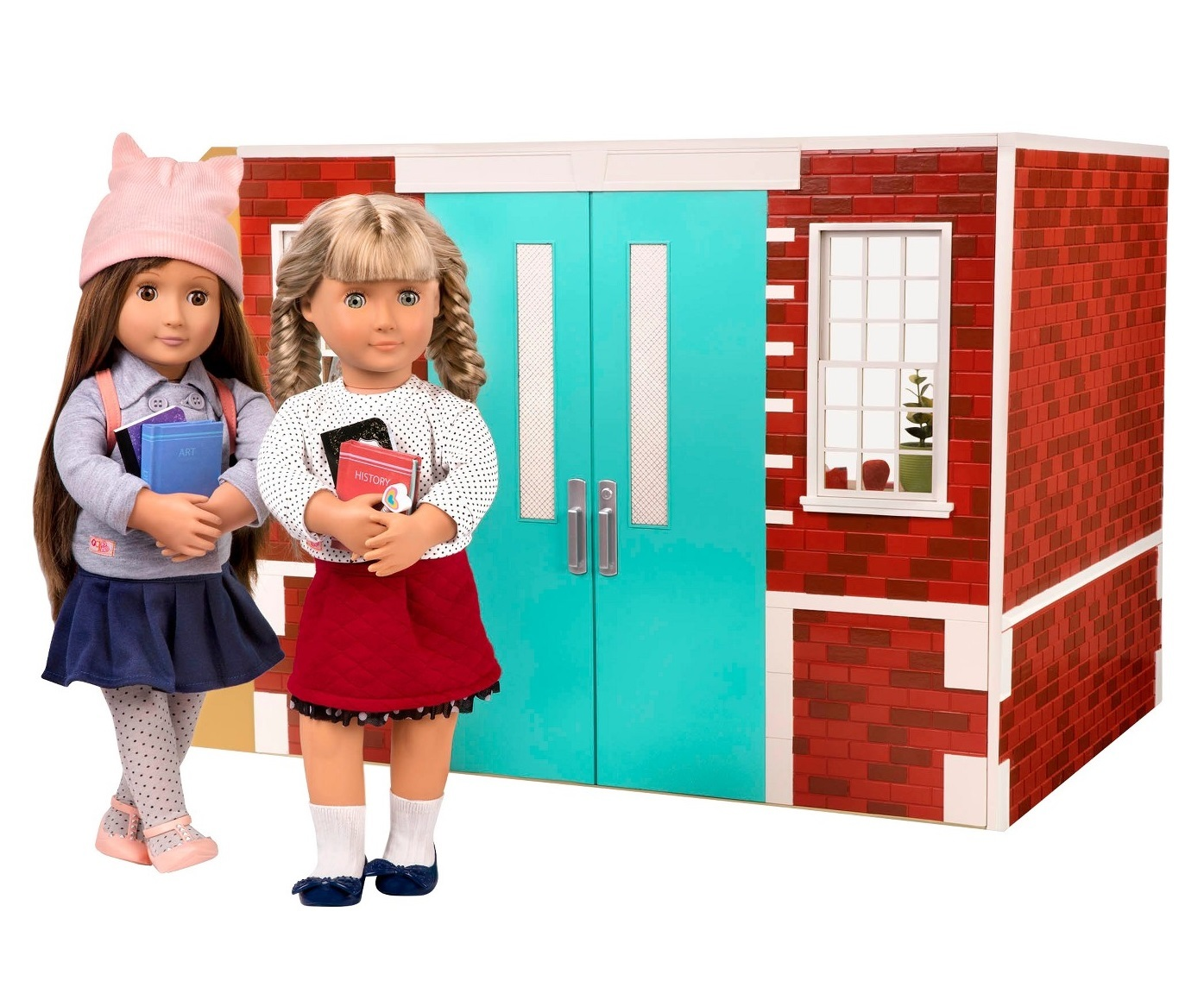 Our Generation: Deluxe Playset - School Room image