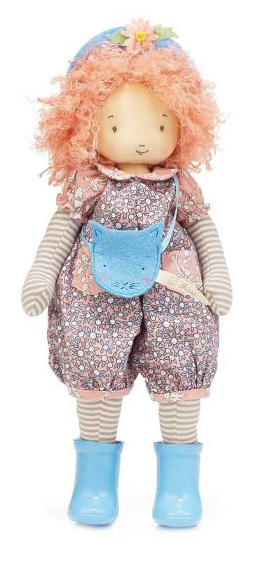 "Bunnies By The Bay: Rosie Girl - 15"" Friend Doll"