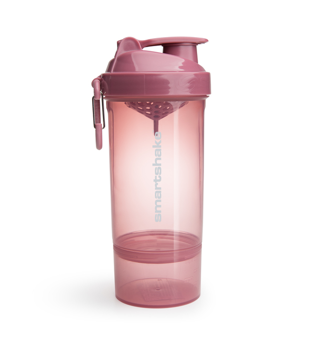 Smartshake Original 2Go One Protein Shaker - Deep Rose Pink (800ml)