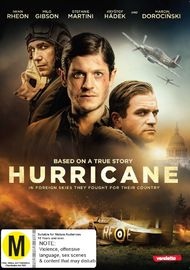 Hurricane on DVD