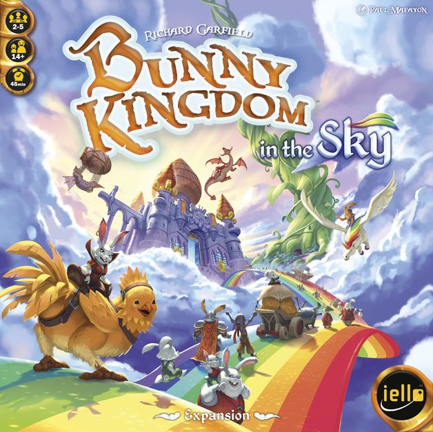 Bunny Kingdom: In The Sky - Game Expansion