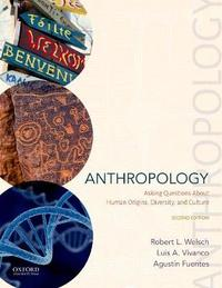 Anthropology by Oxford Editor