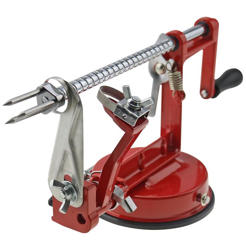 Ape Basics: 3-in-1 Stainless Steel Apple Peeler Corer image
