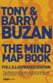 The Mind Map Book by Tony Buzan image