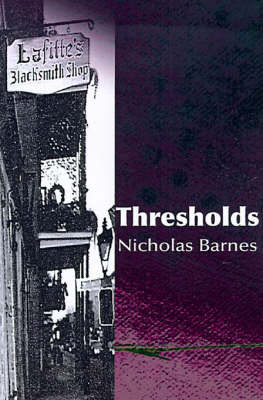 Thresholds by Nicholas J. Barnes image