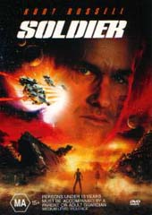 Soldier on DVD