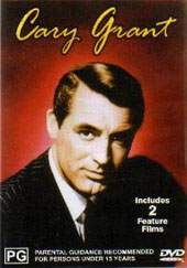 Cary Grant Double Feature on DVD