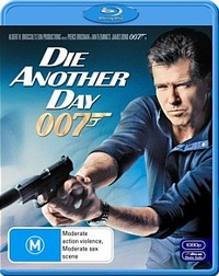 Die Another Day (2012 Version) on Blu-ray