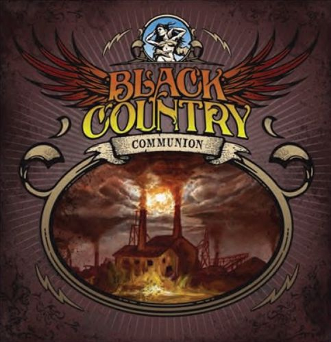 Black Country Communion (CD/DVD) by Black Country Communion image
