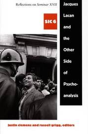 Jacques Lacan and the Other Side of Psychoanalysis image