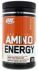 Optimum Nutrition Amino Energy Drink - Orange (270g)