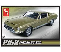 AMT 1968 Shelby GT 500 1/25 Model Kit