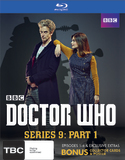 Doctor Who: Series 9 Part 1 - Limited Edition on Blu-ray