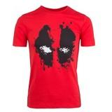 Deadpool T-Shirt - Splash Head (X-Large)