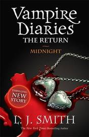 Midnight (Vampire Diaries: The Return #3) UK Edition by L.J. Smith image