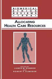 Allocating Health Care Resources