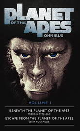 Planet of the Apes Omnibus by Michael Avallone image