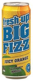 Fresh Up Big Fizz Juicy Orange 500ml x12