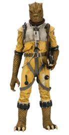 Star Wars: Bounty Hunter Bossk - 1/10 ArtFX+ Statue