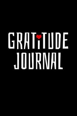 Gratitude Journal by Phil D Gratitude Journals