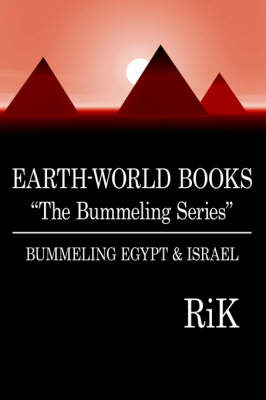 "EARTH-WORLD BOOKS ""The Bummeling Series"" by RiK image"