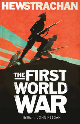 The First World War: A New History by Hew Strachan image