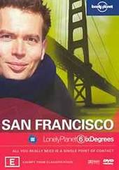 Lonely Planet Six Degrees: San Francisco on DVD