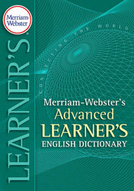Merriam-Webster's Advanced Learner's Dictionary image