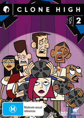 Clone High - Vol. 2 on DVD