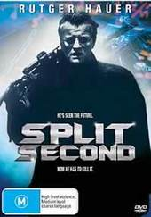 Split Second on DVD