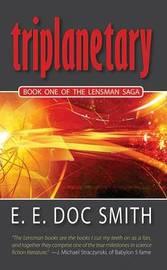 "Triplanetary by E.E.""Doc"" Smith image"