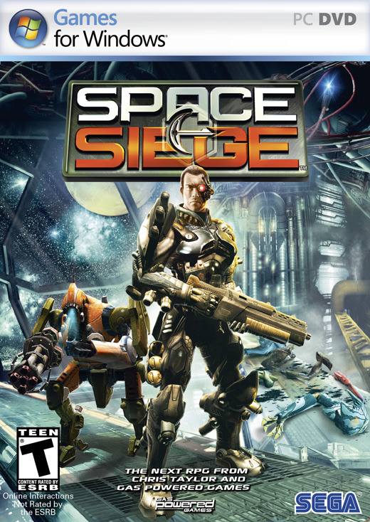 Space Siege for PC Games