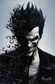 Batman Arkham Origins Joker Wall Poster (98)