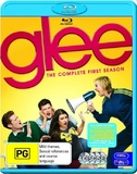 Glee - The Complete First Season on Blu-ray