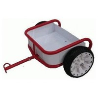 Tri-ang Tuff Trike Trailer - Red